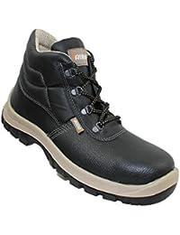 Auda mili sA berufsschuhe businessschuhe chaussures de sécurité s1P chaussures de trekking (noir) - Noir - Noir, 41