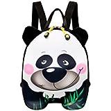 Toddler School Backpack Preschool Rucksack Bags Kids Kindergarten Schoolbags for Boys Girls-Panda