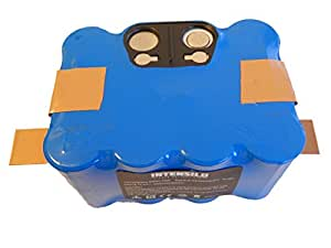 INTENSILO NiMH Batterie 4500mAh (14.4V) pour aspirateur robot Home Cleaner Kaily 310A, 310E. Remplace: NS3000D03X3, YX-Ni-MH-022144.