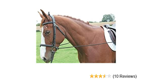 Shires Elasticated Training Reins for Horses