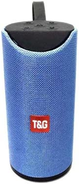 Portable Bluetooth Speaker Blue