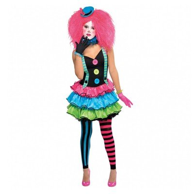 irls Fancy Dress Halloween Carnival Teens Childrens Costume (Halloween-zirkus-kostüme)