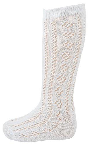 Drew Brady Girls Knee High Pelerine School Socks