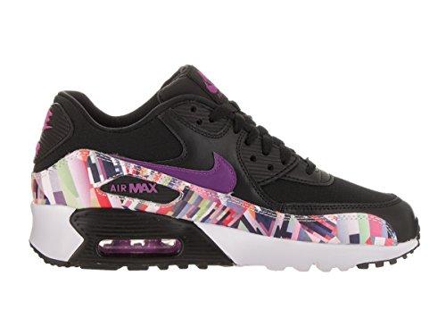 Nike Damen 833497-001 Turnschuhe Schwarz
