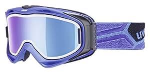 Uvex G.Gl 300 Top Masque de ski Cobalt Metallic Mat/Litemirror Blue