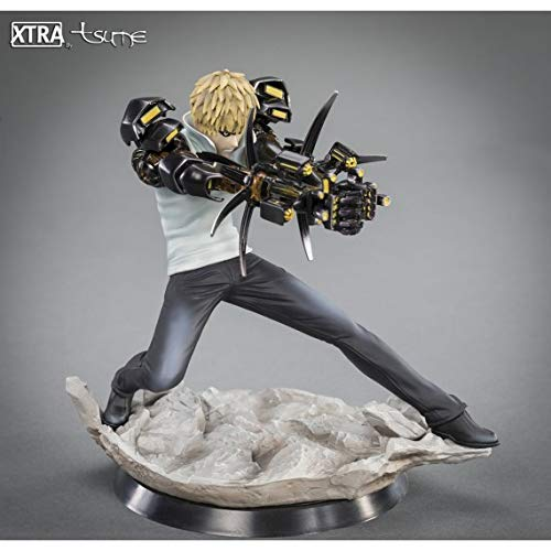Tsume - Figurine One Punch Man - Tsume DX-tra...
