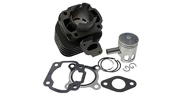 Zylinderkit 2extreme 50ccm Für Nova Motors Energy 50cc F35 Grido Gt Extreme Gt3 1 0 2 0 Auto