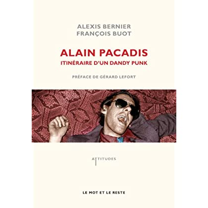Alain Pacadis : Itinéraire d'un dandy punk