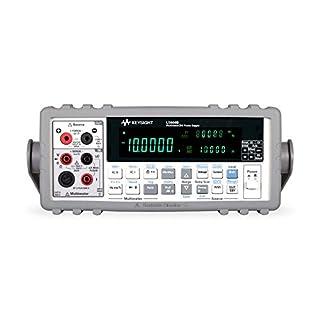 AGILENT TECHNOLOGIES U3606B DIGITAL MULTIMETER, BENCH, 5-1/2