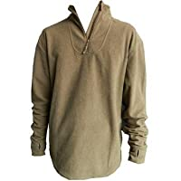 Norgi Top - Thermal Fleece Undershirt - Khaki. Used Grade 1 Genuine Army Surplus 3