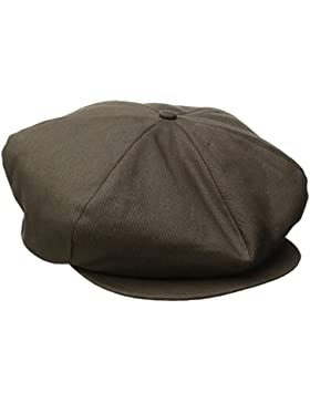 Brixton Unisex cap cap Ollie, unisex, Cap Ollie, charcoal, extra-small