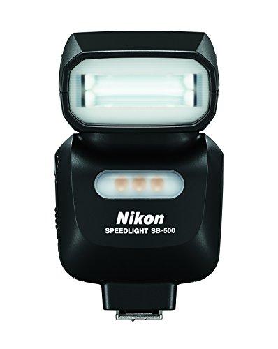 Unidad Nikon SB-500 Speedlight Flash