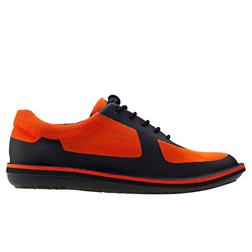 Camper Beetle K100087-006 Scarpe casual Uomo Orange Black