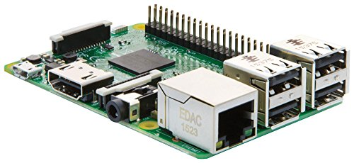 41A5k57soCL - Raspberry Pi 3 Official Starter Kit Black, con Cargador Oficial, Caja Oficial, microSD Oficial de 16GB con NOOBS, Cable HDMI y disipadores