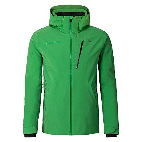 KJUS Herren Skijacke Men Formula Jacket MS15-A09 grün Gr. M