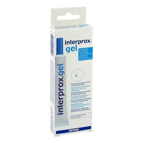 INTERPROX Gel Zahngel 20 ml Zahngel (Xylit Gel-zahnpasta)