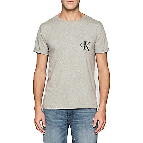 CK TS Bolan Pocket Icon Grey Grau