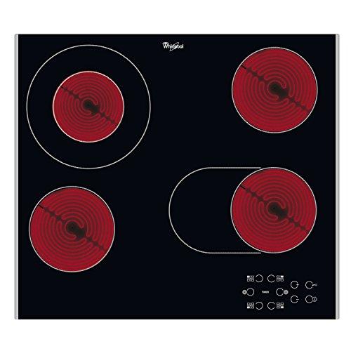 Whirlpool - Piano Cottura ad Induzione AKT 8210 LX in Vetroceramica Radiante da 60cm