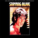 Staying Alive by Various Artists, Bee Gees Soundtrack edition (1990) Audio CD
