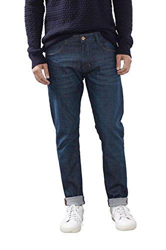 ESPRIT 126ee2b004 - 5 Pocket, Jeans Uomo Blu (Blue Dark Wash)