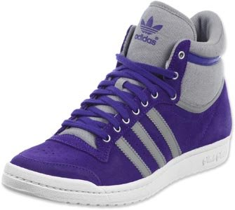 Adidas Top Ten Hi Sleek W chaussures Bleu