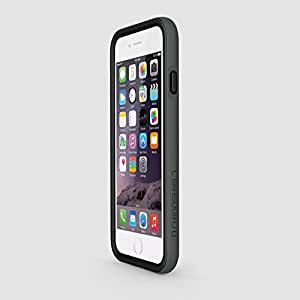 coque bumper noir rhino shield crash guard pour iphone 6 high tech. Black Bedroom Furniture Sets. Home Design Ideas