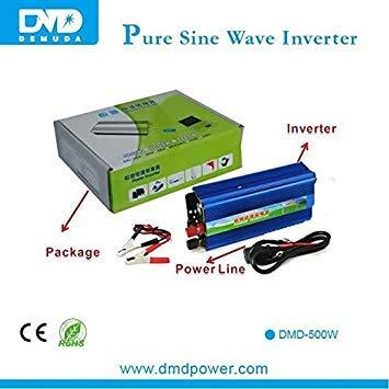 Demuda SLB-B07GKWHMVL Pure Sine Wave Inverter (Blue)