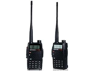 KENWOOD UV-N98 professionnel récepteur FM Walkie Talkie
