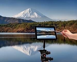 Support tr pied pour iPad 2-3-4- avec fixation en fibre de carbone et technologie MagConnect-