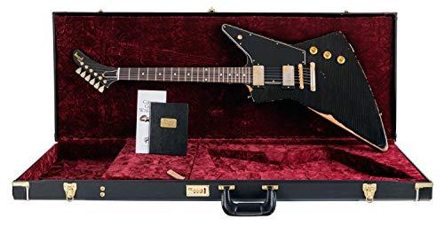 Gibson Heavy Aged 1958 Explorer Ol' Witch Ebony -