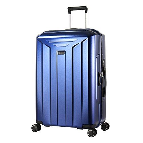 Eminent Guard, Unisex-Erwachsene Koffer Blau blau L (76cm - 105L)