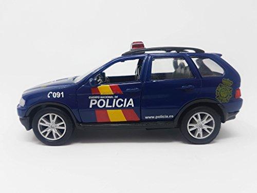 COCHE POLICÍA NACIONAL GT-3541