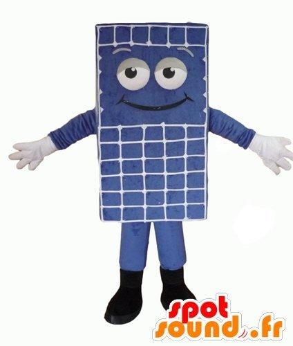 spotsound-mascot-blue-mattress-giant-snowman