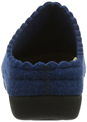 Pantofole Da Donna Berkemann Laurina Blu (blu Royal 312)