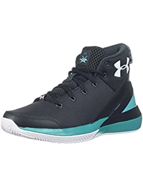 Under Armour UA BGS X Level Ninja, Zapatos de Baloncesto para Niños
