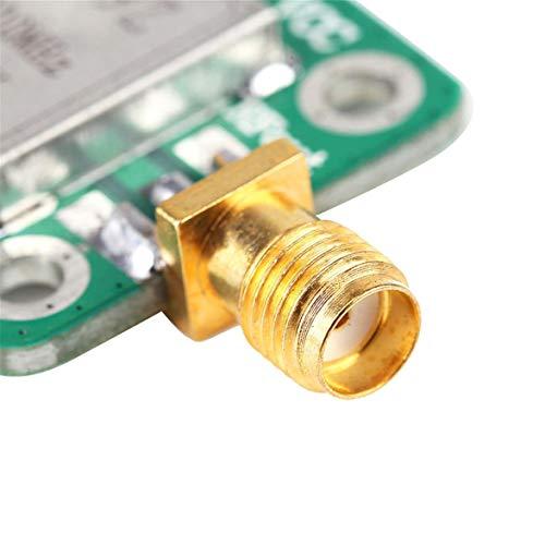 4 GHZ RF a banda larga 21DB LNA basso rumore ad alta linearit/à modulo amplificatore scheda LNA amplificatore Modulo amplificatore a basso rumore 0,01