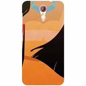 HTC Desire 620 G Mixed Colors Matte Finish Phone Cover - Matte Finish Phone Cover