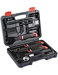 Red Cycling Products Home Toolbox - Herramientas de taller - 22 tlg. negro 2016