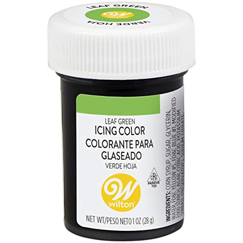 Wilton Icing Colors 1oz-Leaf Green