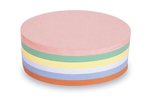 magnetoplan 112501910 Moderationskarten, oval, sortiert
