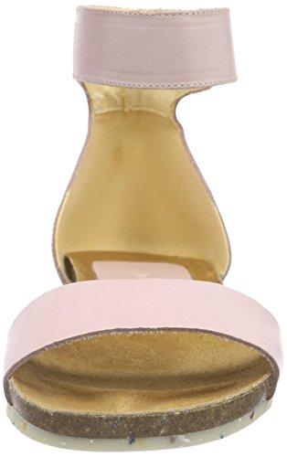 Jonny'S Heta, Sandales Bride cheville femme Rose - Pink (skin)