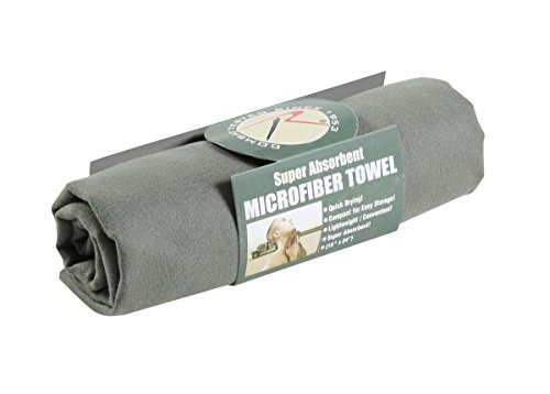 Rothco Microfiber Towel - Rothco Grün