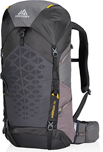 Gregory Paragon 38 Back Pack Sunset Grey 2017 Zaino, sunset grey, M/L sunset grey