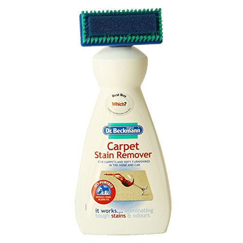 Dr. Beckmann Carpet Stain remover with cleaning applicator/brush -650ml