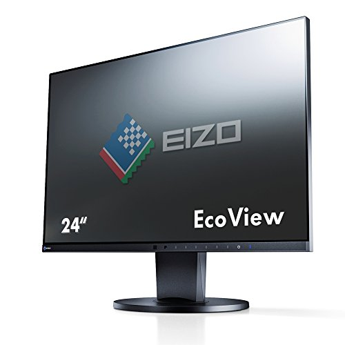 EIZO EV2450-BK 24-Inch LCD/LED Monitor - Black
