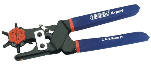 Draper 63637 Expert Revolving Punch Plier 2.0 - 4.5mm Test