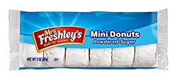 [3 PACKETS] Mrs. Freshley's Powdered Mini Dounts (85g)