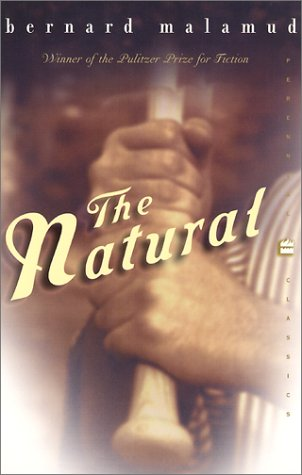 Book cover for The Natural