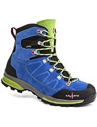 Kayland Shoes Men Titan Rock Cobalt-Lime 01801605-47 00b4df1d510