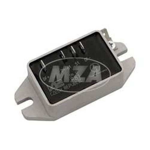 Elektronischer Spannungsregler R81- 6V - Ersatz, Alternative für mechanische Regler, Laderegler - Hinweis in der Produktbeschreibung beachten! - Hinweis: Ersatz